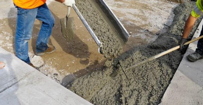Подушка из тощего бетона купить бетон миксер в екатеринбурге