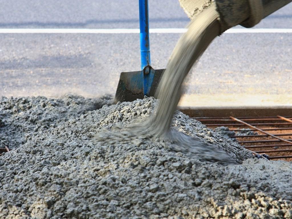 Уплотнение тощего бетона купить вазон из бетона для цветов спб